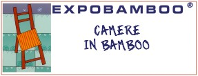 expobamboo, camere in bamboo